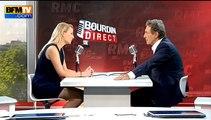 """""""Jean-Marie Le Pen n'a rien gagné d'autre que du temps"""", estime Marion Maréchal-Le Pen"""