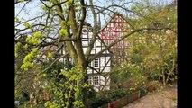 Frühlings-Erwachen im schönen Marburg an der Lahn