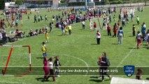 Journée citoyenne des Pantheres avec les écoles de Fleury-les-Aubrais