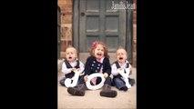Des enfants ruinent la photo de famille - Compilation photo