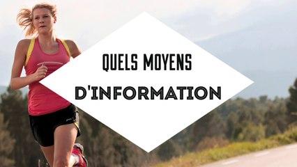 Sommet de la course à pied - Le coureur entre surinformation et besoin de repères