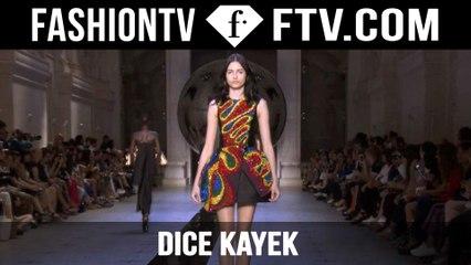 Dice Kayek Show | Paris Haute Couture Fall/Winter 2015/16 | FashionTV