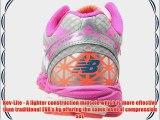 New Balance W870 B V3 Womens Running Shoes Silver (Ps3 Silver/Pink) 5 UK (38 EU)