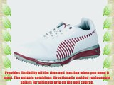 PUMA Womens FAAS Grip Wns Golf Shoes White Wei? (white-cabaret 0005) Size: 4