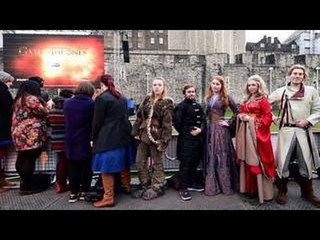 Game of Thrones Season 5 - Premiere (Tower of London)