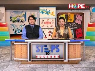 "Program # 04 (Part - 1) - ""CV Preparation & Job Hunting"" - Hope TV"