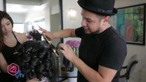 Lilly Ghalichi Glam Secrets - How to Curl and Set Lilly Hair clip in Extensions