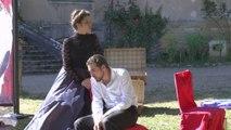 A l'ombre d'un rêve - Vie amoureuse et imaginaire de M. et Mme Edmond Rostand - Compagnie Intersignes