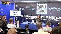 """Crédit Lyonnais-Adidas: Tapie réclame 1 milliard d'euros à l'Etat """"qui se croit tout permis"""""""