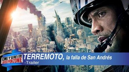 Terremoto, La Falla de San Andrés (Trailer) por Javier Ponzone