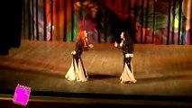 Kamenchuk Natalia and Bazaeva Oxana Iraqi Dance professional video 2014