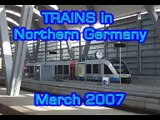 Derailed freight train + railroad stuff in Northern Germany ║freight trains crash disaster