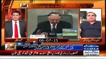 Check out the Response of Arif Alvi when Imran Ismail compared Arif Alvi with Qaim Ali Shah