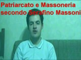 """Su """"Patriarcato e Massoneria"""" di Serafino Massoni"""