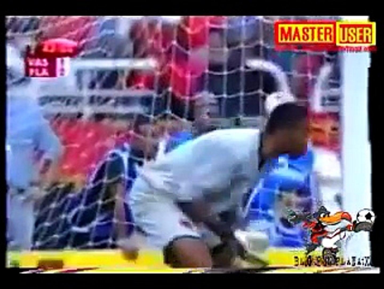 Gol do Pet - Flamengo Campeão do Rio de 2001- Narração de Rádio