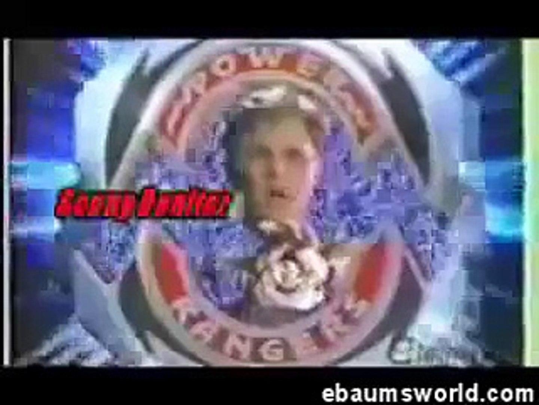Power Rangers Parody