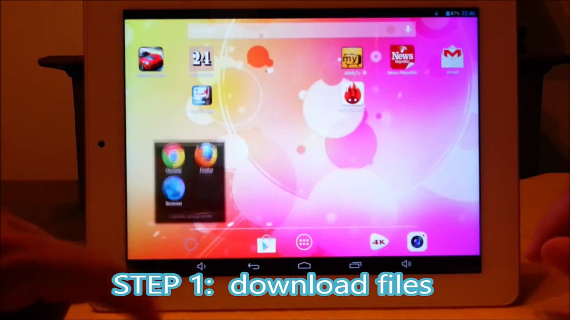 How install [ROM]CyanogenMod 10 1 on Onda v971/v972/v973 (Allwinner A31  devices)