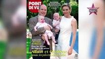 Charlène et Albert II de Monaco : Leurs touchantes confidences sur leurs jumeaux, Gabriella et Jacques