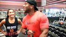 Training Hard & Eating With BabyFace Fitness