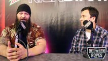 Bray Wyatt on Facing Undertaker at WWE WrestleMania 31, Getting Lost in Thoughts