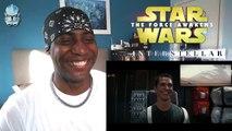 Matthew Mcconaughey's reaction to Star Wars teaser #2 - REACTION!