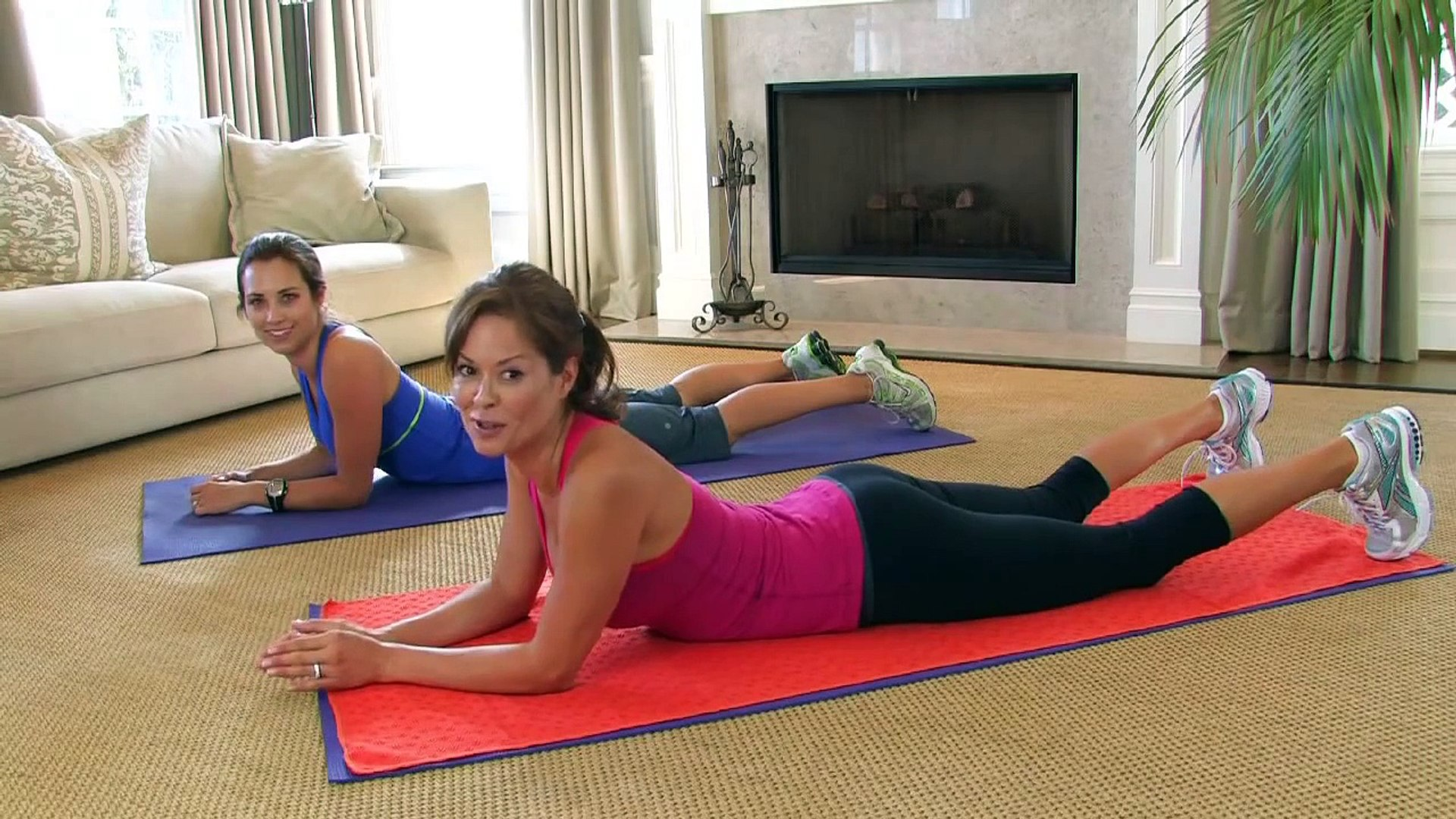 Working Your Core_ How to Do the Plank - Health & Fitness - ModernMom