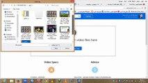 Video dailymotion طريقة رفع ملفات الفيديو لموقع ديليموشن ديلى موشن Dailymotion Mass Uploader برنامج