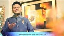 Al Haaj Muhammad Rehan Qureshi - Madine Ki Matti - Chuma Dar Arzo O Sama 2015