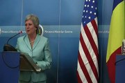 VIZA PENTRU SUA - O campanie comuna MAE - Ambasada SUA la Bucuresti