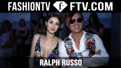 Ralph & Russo Front Row | Paris Haute Couture Fall/Winter 2015/16 | FashionTV