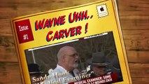 "Crazy Wayne ""Uhhh"" Carver - Sandy Hook Medical Examiner Remix! H. Wayne Carver"