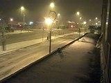 ballyfermot dublin cold night  -8    8 january 2010