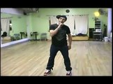 A Quick & Easy Hip Hop Dance Combo : The Whisper Step in Hip Hop Dancing