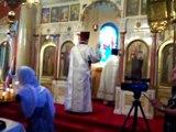 Divine Liturgy at St. Nicholas Orthodox Church, Chester, PA (Fragment)