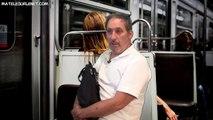 Harcèlement dans les transports en commun