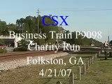 Folkston - CSX Business Train