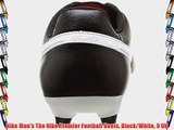 Nike Men's The Nike Premier Football Boots Black/White 9 UK