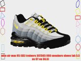 nike air max 95 (GS) trainers 307565 098 sneakers shoes (uk 5.5 us 6Y eu 38.5)
