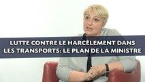 Lutte contre le harcèlement dans les transports: Le plan de la ministre