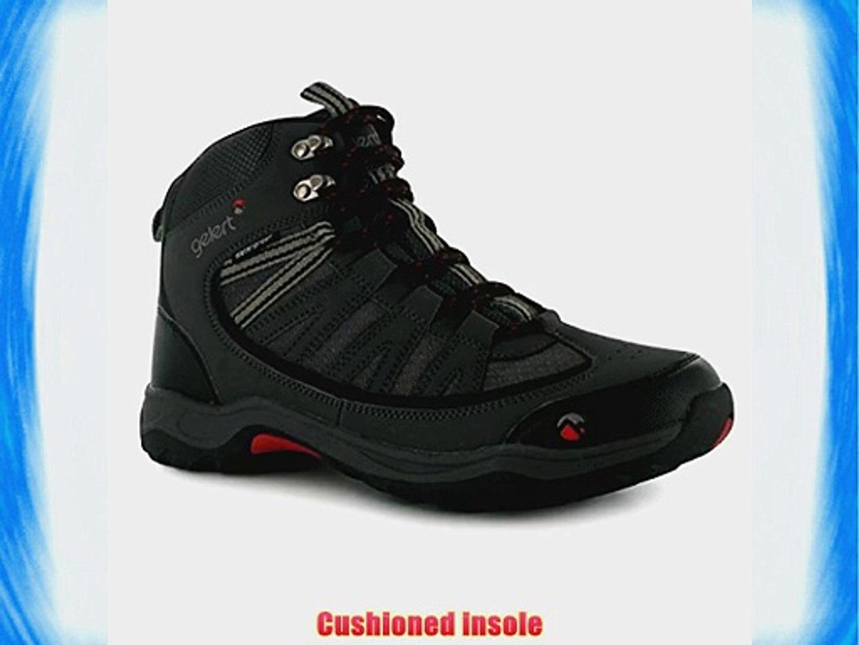 9c96929af5c Gelert Mens Horizon Mens Walking Boots Charcoal 9.5