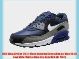 NIKE Nike Air Max 90 Ltr Mens Running Shoes Nike Air Max 90 Ltr New Slate/White-Mdm Gry-Gym