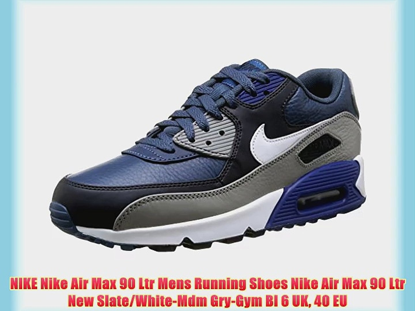 Promotions Nike Shoes | Nike Air Max Tavas Leather Obsidian