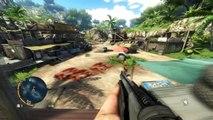 Far Cry 2 Gameplay Pc Ati 4850 Max Settings Directx 10 Video
