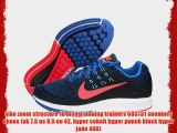 nike zoom structure 18 mens running trainers 683731 sneakers shoes (uk 7.5 us 8.5 eu 42 hyper