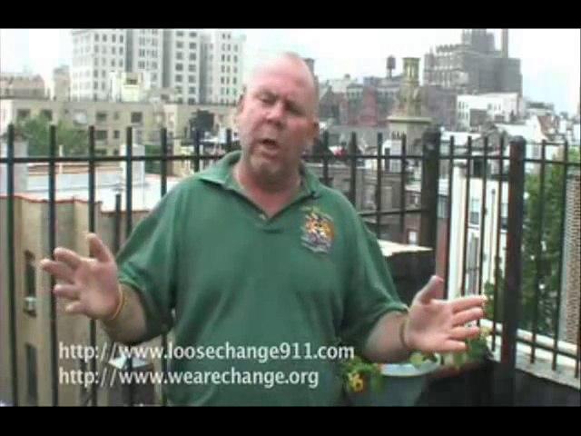 HIGHLIGHTS:  Interview with 9/11 firefighter John Schroeder