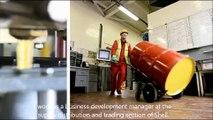 Robin Bressers (logistiek ingenieur) over zijn functie bij Shell - Technische Universiteit Eindhoven