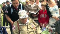D-Day Vets Return to Normandy for 70th Anniversary