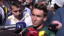 Cyclisme - Tour de France : Coquard «Pas content de ma troisième place»