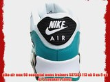 nike air max 90 essential mens trainers 537384 113 uk 8 us 9 eu 42.5 sneakers shoes
