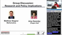 Research and Policy Implications: Introduction and Implications for Future Research and Evaluation
